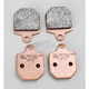 Front Extreme Performance Brake Pads - EPFA433/4HH
