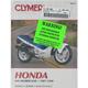 Honda Repair Manual - M439