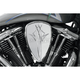Pinstrip Chrome Big Air Kit - BA-2072-13
