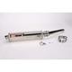 Tri-Oval Race (TRS) Slip-On Muffler w/Polished Stainless Steel Muffler Sleeve - 1360265