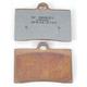 DP Sintered Brake Pads - DP614