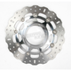 Polished Pro-Lite Contour Brake Rotor - MD1141SCC