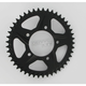 Black Aluminum Rear Sprocket - 528CK-45