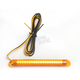 TruFLEX 20-Amber LED with Amber Tubing Professional Grade Flexible Lighting Strip - TF20AA