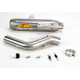 Factory 4 Stainless Steel Slip-On Muffler - 043114