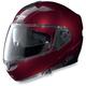 Wine N104 N-Com Modular Helmet