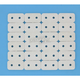 Super Lite +Plus Double Backing Plates - 2463P1WHT