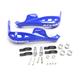 Blue Rally Profile Dirt Bike Handguards - 2205320211