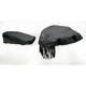 Studded Seat Cover w/Fringe - 77597