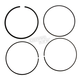 Hyperdryve Piston Ring - NX-70070R