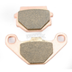 SI Sintered Metal Compound Brake Pads - 546SI