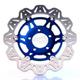 Front Blue Vee Brake Rotor - VR1152BLU