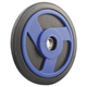 Blue Idler Wheel w/Bearing - 04-0178-22
