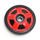 Red Idler Wheel w/Bearing - 04-1141-25