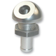 1/2 Inch 45 Degree Polished Water Bypass Fitting - 5087