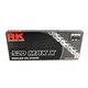 Black/Chrome 520 Max-X Series Drive Chain - 520MAXX-120-BC