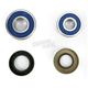 Rear Wheel Bearing and Seal Kit - 25-1356