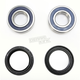 Rear Wheel Bearing and Seal Kit - 0215-0988