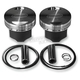 85 in. Domed Piston Kit for Monster Big Bore Kits - 301-207W