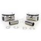 Piston Kit - 3.875 in. Bore/9.6:1 Ratio - 0911-0021