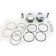 Forged Piston Kit - 3.885 in. Bore - KB660C-010