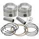 Forged Low Compression Piston Kit (Std.) - 106-5495