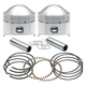 Forged High Compression Piston Kit (.030