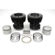 Black Cylinder and Piston Kit - 11-2604