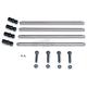 Non-Adjustable Pushrod Kit - 93-5068