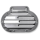 Chrome Finned Hydraulic Transmission Side Cover - C1362-C
