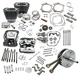 Black Powder-Coat 124 Hot Set Up Kit - 900-0565