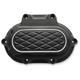 Black Anodized Hydraulic Transmission Side Cover - TC-530B