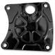 Decadent Black Powdercoat Fusion Inspection Cover - LA-F440-05B