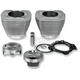 Silver 117 in. Monster Big Bore Kit - 201-172WN