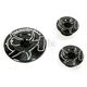 Black Engine Plugs - 32-0101-00-60