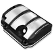 Platinum Cut Scallop Design Transmission Top Cover - 0203-2007-BMP