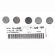 13mm Valve Shim Kit - 3.05mm - 5PK1300305