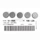 13mm Valve Shim Kit - 3.20mm - 5PK1300320