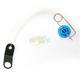 Blue Magnetic Oil Drain Plug - 00-01945-25