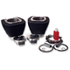Black 107 in. Monster Big Bore Kit - 201-133W