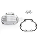 Chrome Nostalgia Hydraulic Actuated Transmission Cover - 0177-2046-CH
