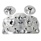 Billet High Altitude Head Kit - 04-311H