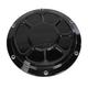Decadent Black Powdercoat Derby Cover - LA-F430-00B