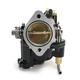 Black Super E Carburetor - 110-0099