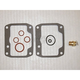 Carb Kit for Mikuni VM36 & 38mm Aluminum Spigot Mount