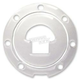 Honda Gas Cap Chrome Cover - 5030-CR-HON