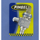 22mm Polished Guzzler Fuel Valve - Single -6/AN Outlet - GV23GP
