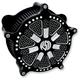 Contrast Cut Slam Venturi Air Cleaner - 0206-2048-BM