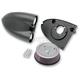 Black Powder-Coat Shot Air Filter Kit - RWD-50080