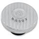 Chrome Grill Custom Dummy Gas Cap - 02102019GRLCH